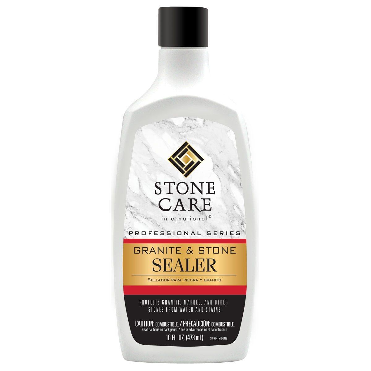Pristine Stone Countertop Kit Stone Care