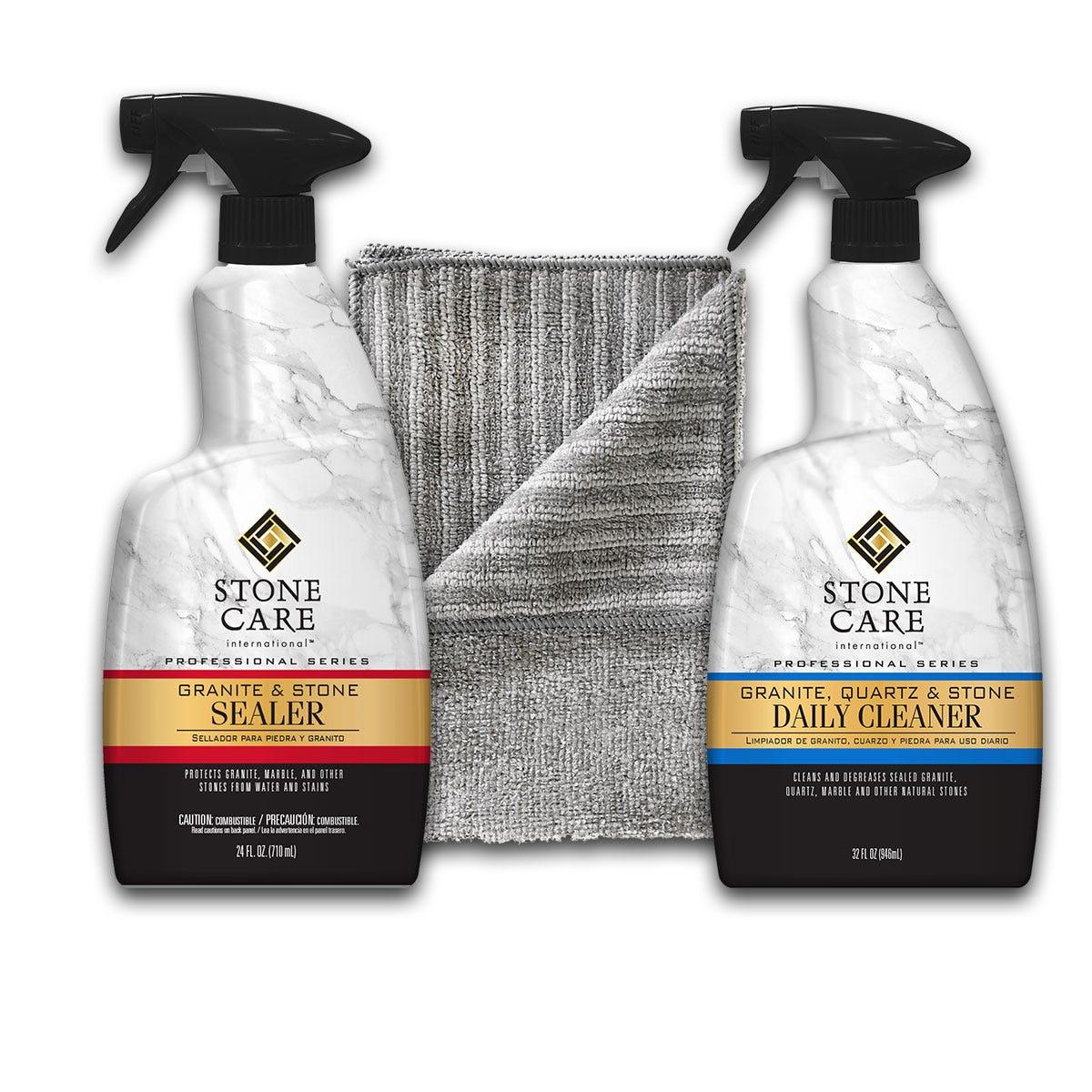 Granite Countertop Care Essentials