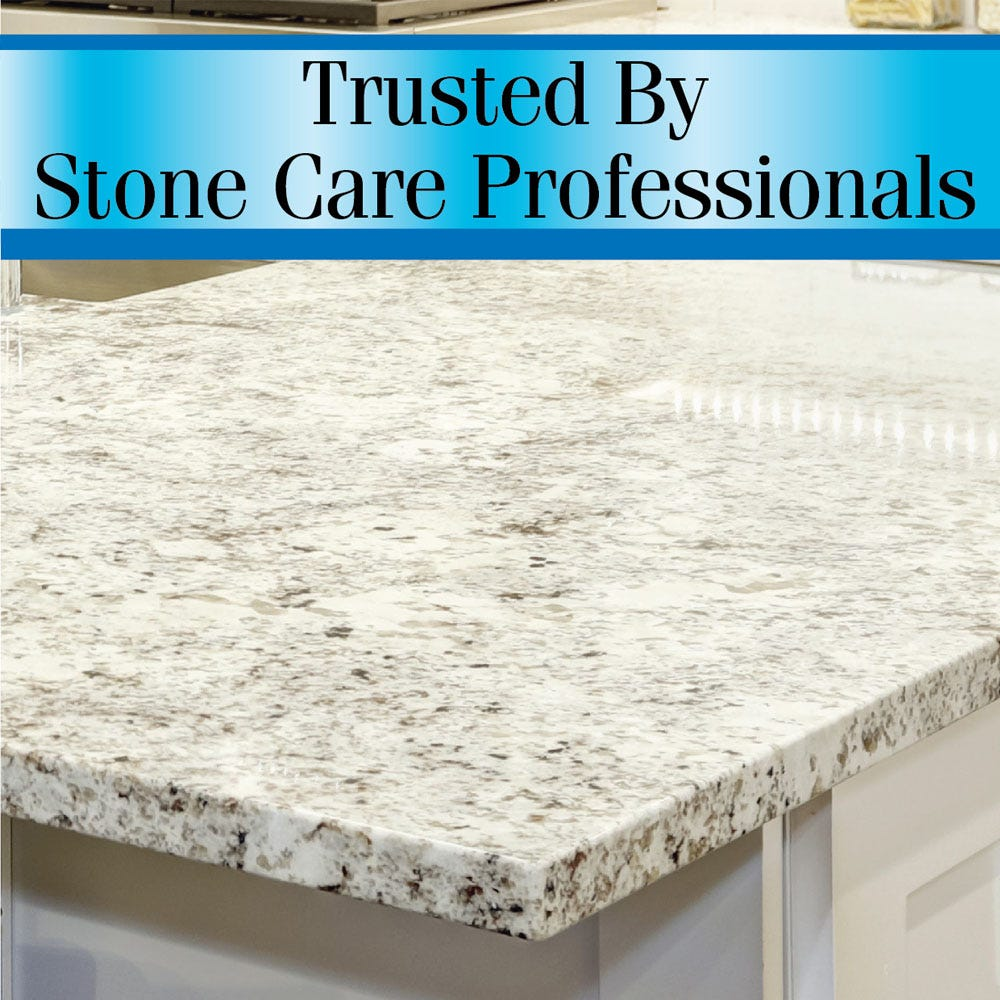 Trusted by stone care professionals