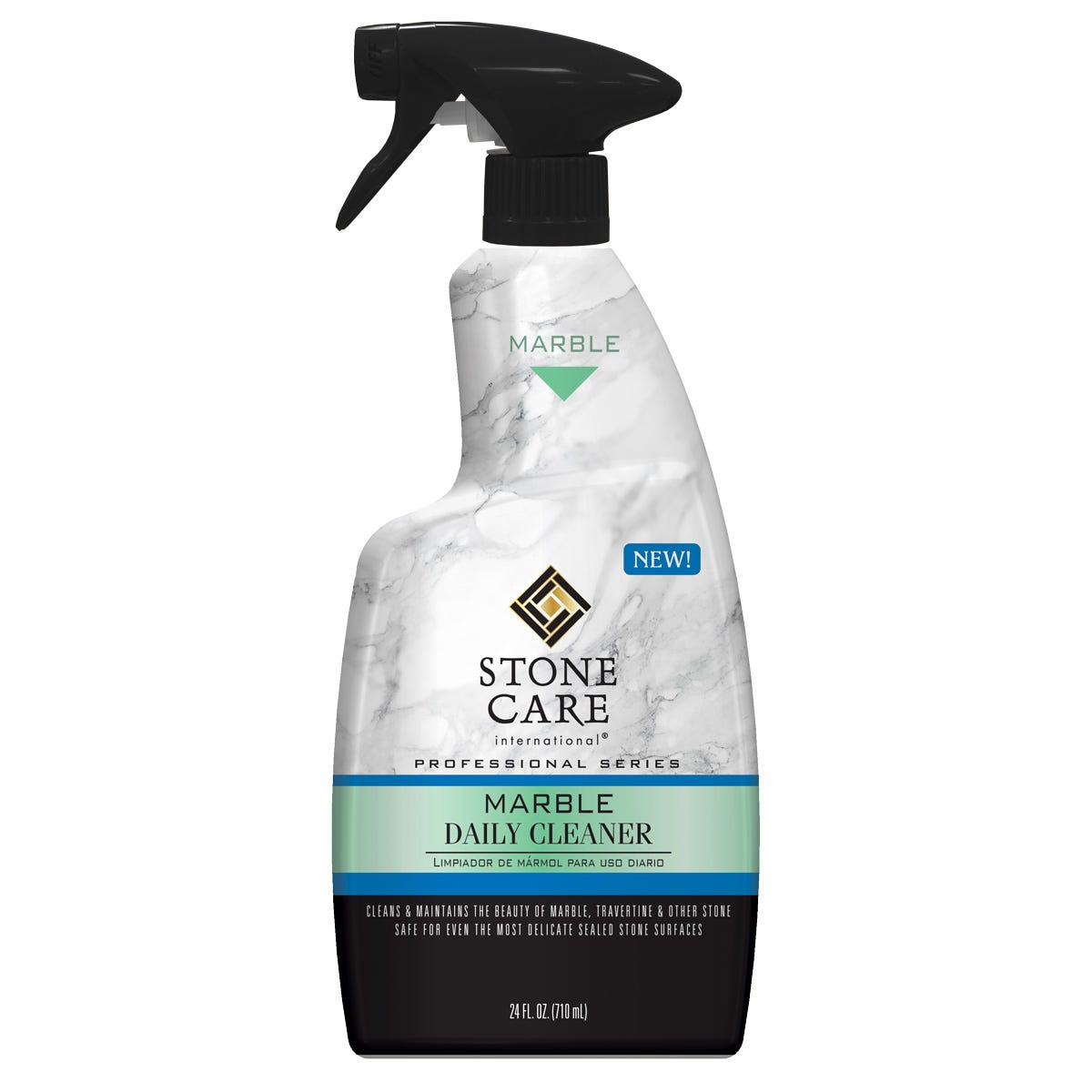 Marble countertop daily cleaner