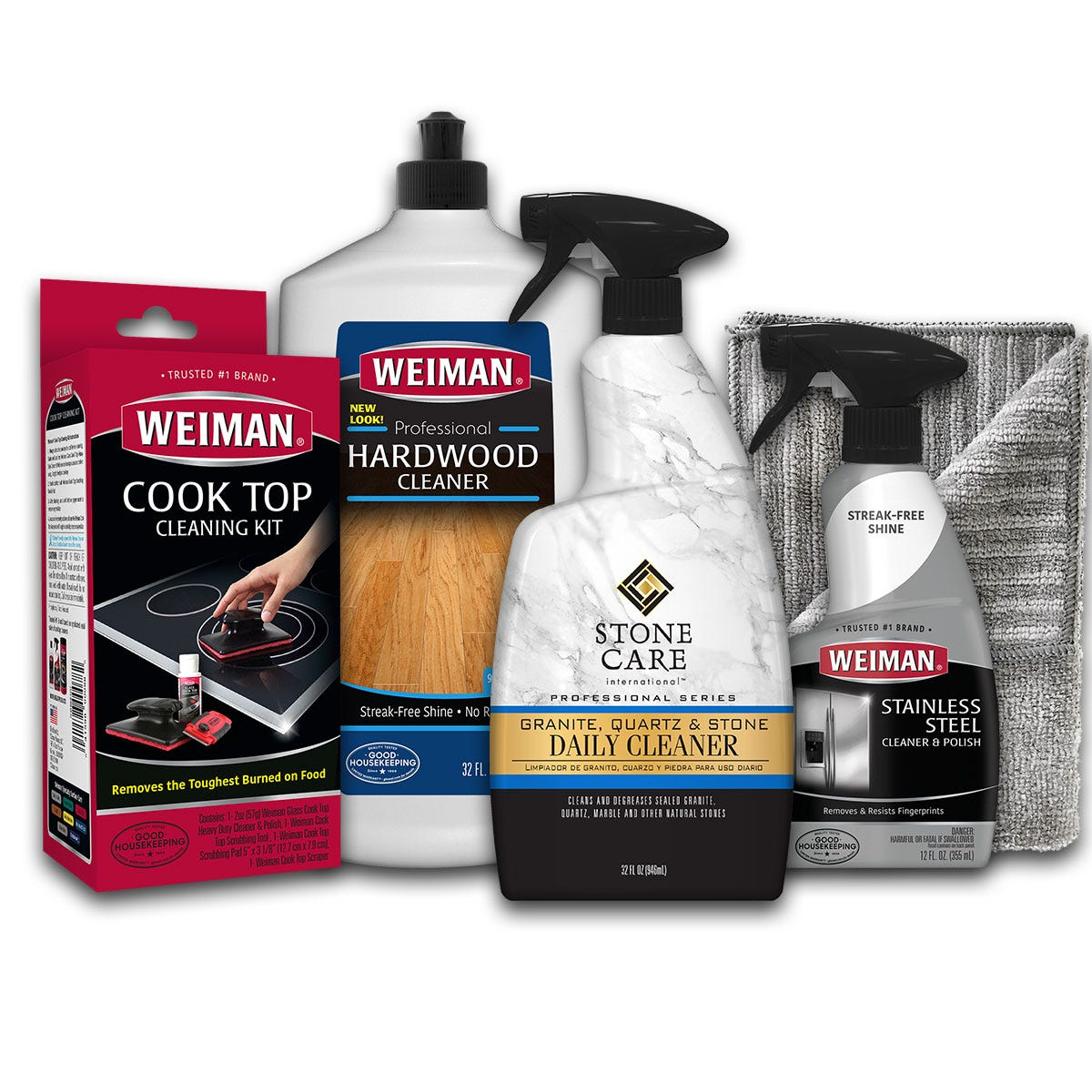 Shining Kitchen Cleaning Kit