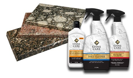 How to care for natural stone